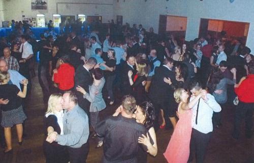 XV.Společenský ples